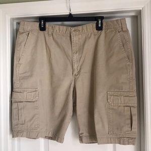 Dickies Khaki Cargo Shorts